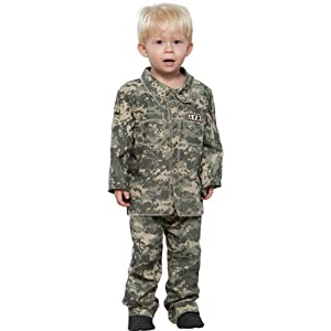 Toddler Lil' Soldier Costume