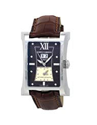 Cuervo y Sobrinos Men's 2451.1CTL Esplendidos Dual Time Watch