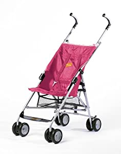 Babyway Park Pushchair Pink from Babyway