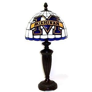 University Of Michigan Table Lamp