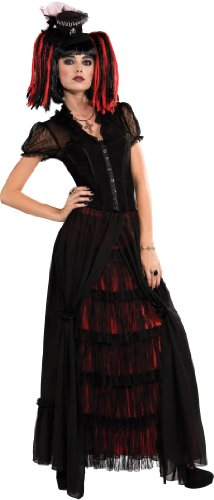 Rubie's Costume Bloodline Pleasant Nitemares Long Skirt and Mini-hat