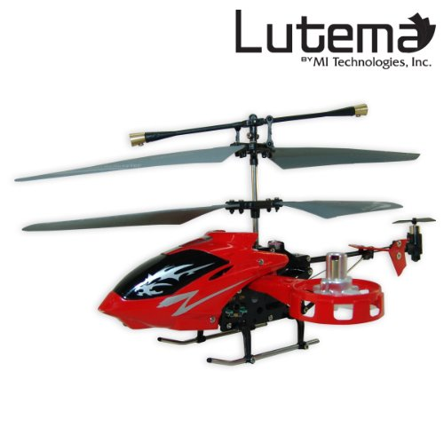 Lutema Avatar Hovercraft 4CH Remote Control Helicopter