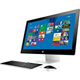 "Newest HP Flagship 27-Inch All in One TouchScreen Desktop (Intel Gen 6 i7-6700T up to 3.6 GHz, 16GB RAM, 1TB HDD, 27"" WLED IPS FHD 1080p Display, AMD R7 A360 4GB Graphics, FHD Webcam, Windows 10)"