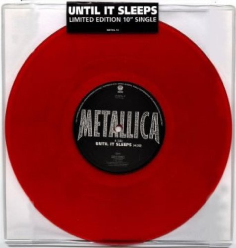 Metallica - Until It Sleeps (CD1) - Zortam Music