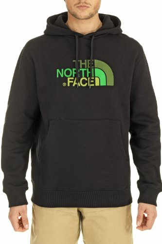 THE NORTH FACE Drew Peak Mens Hooded Jumper - XL, Black