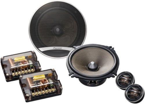 Pioneer TS-D1720C 6.75-Inch D-Series 260-Watt Speaker Package