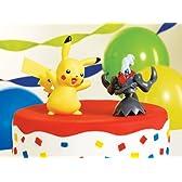 Pokemon Cake Toppers Pikachu & Darkrai ポケモンケーキトッパーピカチュウ&ダークライ♪ハロウィン♪クリスマス♪