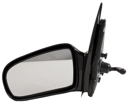 OE Replacement Chevrolet Cavalier/Pontiac Sunfire Driver Side Mirror Outside Rear View (Partslink Number GM1320168) (2003 Cavalier Driver Side Mirror compare prices)