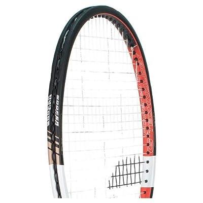 Babolat 101204-144 Pure Control 95 Plus GT Unstrung Tennis Racquet, 4 3/8 (Black/Red)