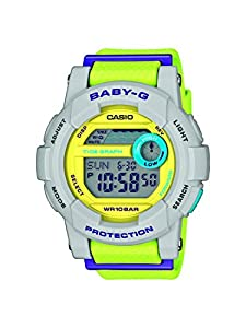 Casio Baby-G Ubran G-Lide Dig Ladies World Time Watch - BGD-180-3ER