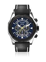 Timecode Reloj de cuarzo Suez 1869 Negro 48 mm