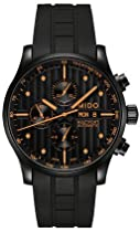 Mido Mens Multifort Automatic Chronograph Watch M005.614.37.051.01