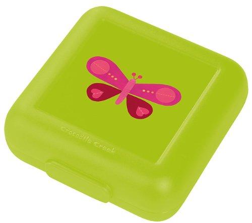 Crocodile Creek Sandwich Keeper - Pink Butterfly