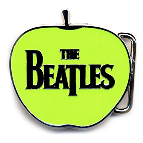 The Beatles Apple Logo new Official Belt Buckle