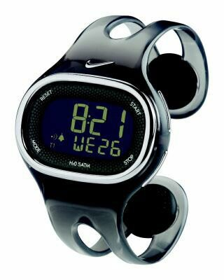 Nike Imara Kylo Cee Digital Watch - Black / Black / Silver
