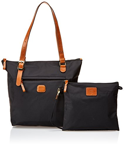 Bric's Borsa Messenger X-bag Shopping Nero (nero)