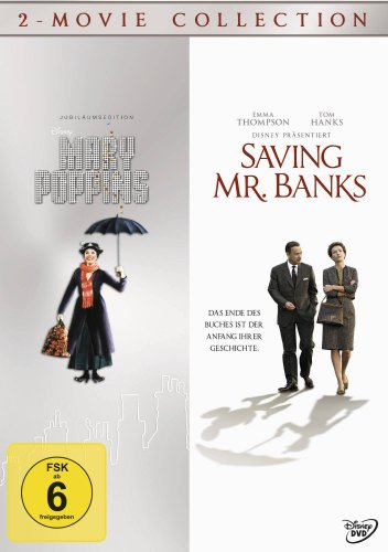 Saving Mr. Banks / Mary Poppins [3 DVDs]