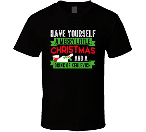 merry-little-christmas-and-drink-of-keglevich-drink-party-holiday-t-shirt-l-black
