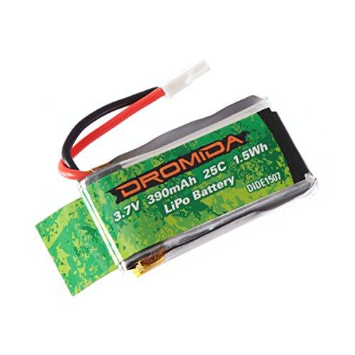Dromida LiPo 1S 3.7V 390mAh Kodo Quadcopter - 1