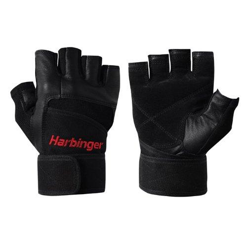 Harbinger Womens Wristwrap Gloves: Exerciseacc: Shop For Exercise Accessories Online