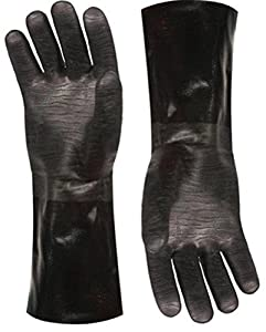 Artisan Griller Heat Resistant BBQ, Smoker, Grill, Oven and Cooking Gloves With Textured Palms. 1 pair Pacific Group