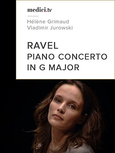 Ravel, Piano concerto in G major
