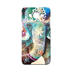 BLUEDIO Designer 3D Printed Back case cover for Samsung Galaxy ON7 - G2078