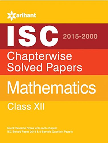 Isc English for 11 and 12 Std