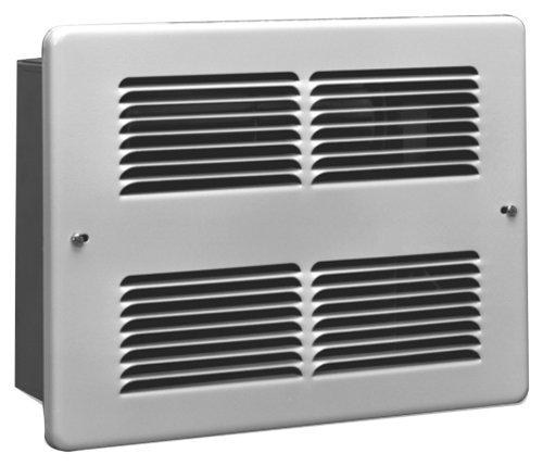 King Whf1210 1000-Watt 120-Volt Wall Heater, White
