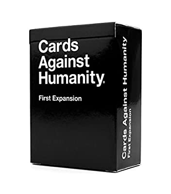 Cards Against Humanity: First Expansion from Cards Against Humanity
