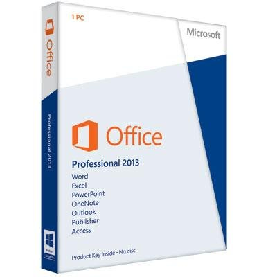 Microsoft - Office Pro 2013 Pkc