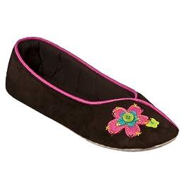 Product Image Xhilaration® Womens Santa Rosa Slipper - Brown