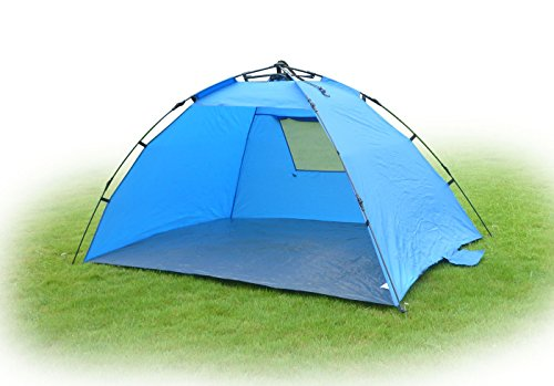 Moontree Portable Beach Canopy Sun Shade Shelter Outdoor Camping Fishing Tent Beach Tent