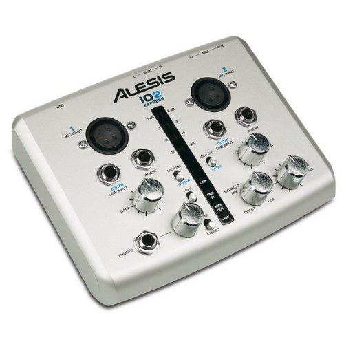 Alesis RAL I/O2 Express grey