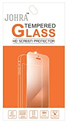 Johra Tempered Glass Screen Scratch Guard Protector For Xolo Q1010i
