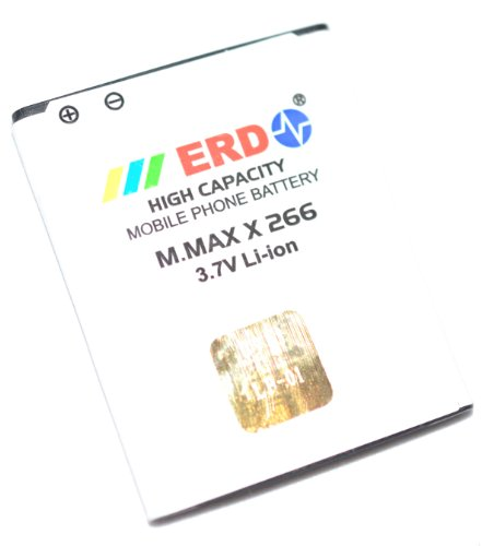 ERD 850mAh Battery (For Micromax X266)