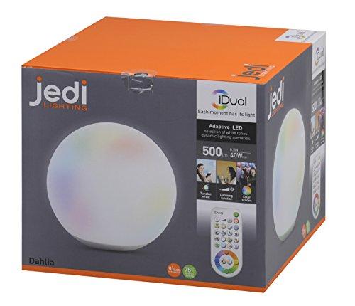 Preisvergleich  Jedi lighting LED Dahlia iDual 500 lm und  WillBilliger # Jedi Led Lampe