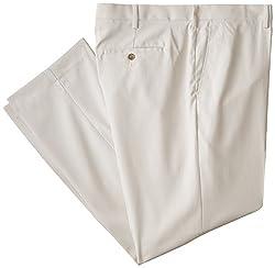 PGA TOUR Men's Golf Ultimate Pant, Microchip, 42