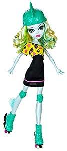 Monster High Roller Maze Lagoona Blue Doll