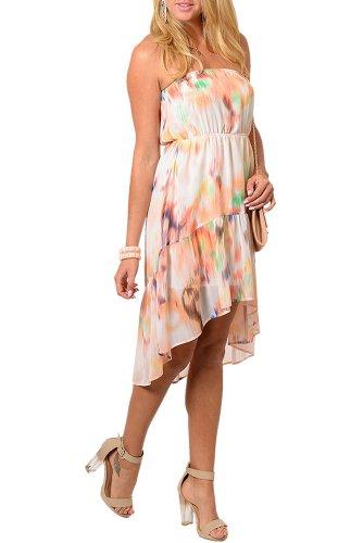 Open Back Summer Dresses