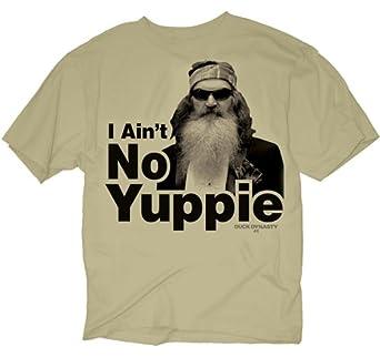T-Shirt - Duck Dynasty - I Ain't No Yuppie