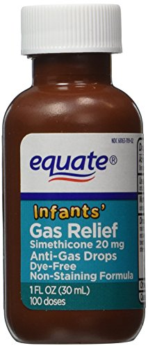 Equate - Infants' Gas Relief Drops, Simethicone 20 mg, 1 fl oz (Infant Gas Relief Drops compare prices)