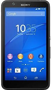 Sony Xperia E4 SIM-Free Smartphone - Black