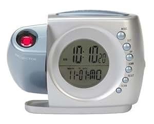 sylvania projection alarm clock radio electronics. Black Bedroom Furniture Sets. Home Design Ideas