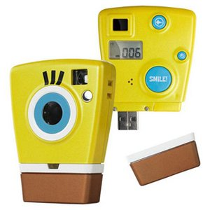SpongeBob SquarePants: Npower Flash(tm) Micro Digital Camera