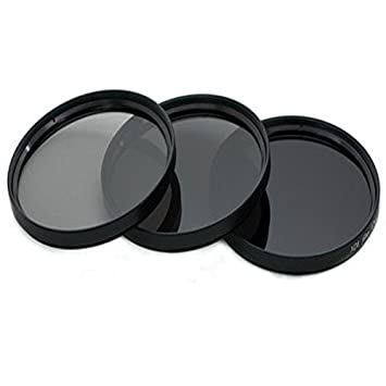 Kenko por Hoya 58mm 58 Mm Slim Smart densidad neutra ND8 Cámara Lente Filtro