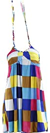 #3062 NY Deal Women's Colorful Halter…