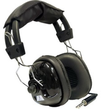 Metal Detector Headphones