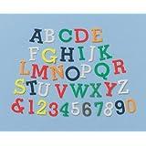 FMM Upper Case Alphabet and Number Tappit Set