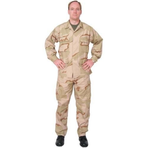 Outdoor Men's Ripstop Bdu Pants 2X Large 3-Color Desert Camouflage - Outdoor at Sears.com